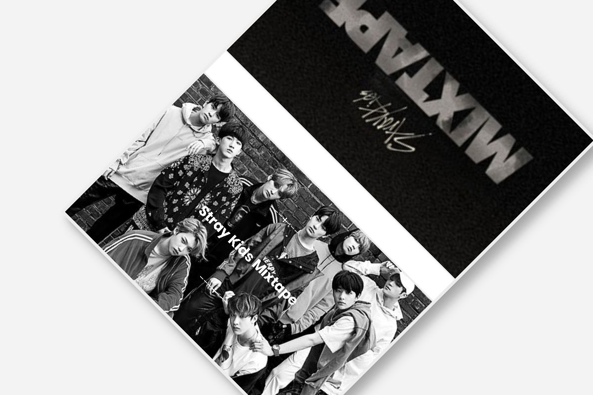 Stray Kids Mixtape Album - Beautonomy
